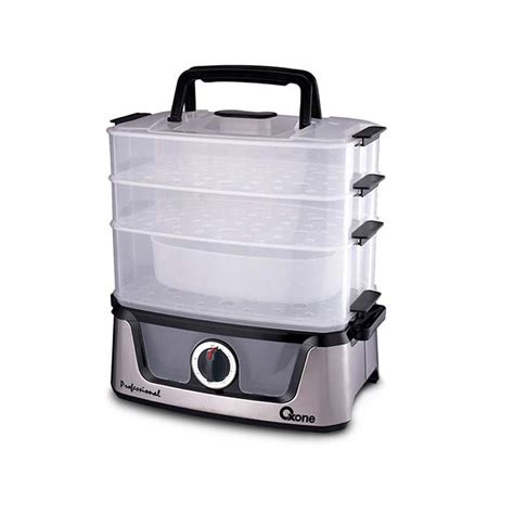 Cellymart Ox 262n Multi Food Steamer Oxone 650w Bagus Ox 262n Multi Food Steamer Oxone 650w Pengukus Serbaguna