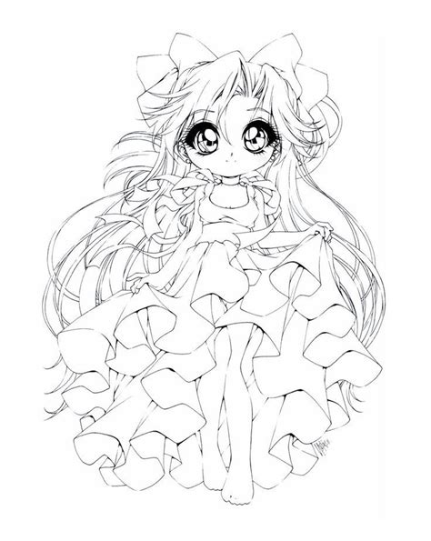 chibi princess coloring pages anime chibi princess coloring pages coloring pages for