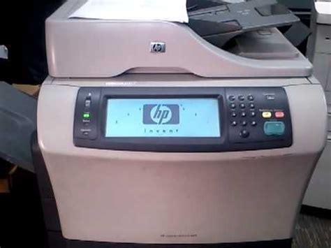 reset nvram hp 4345 reset impresora hp youtube