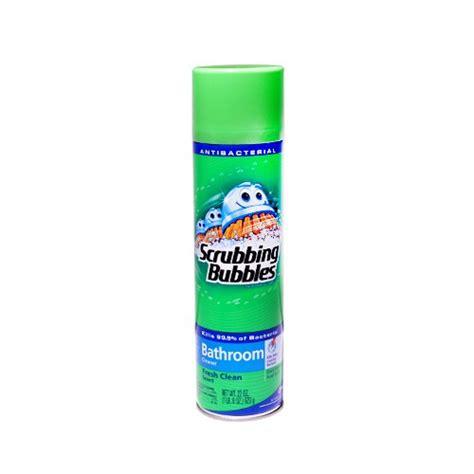 scrubbing bubbles bathtub cleaner scrubbing bubbles bathroom cleaner 22 oz union pharmacy