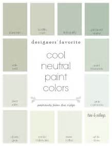 neutral wall colors 25 best ideas about neutral paint colors on