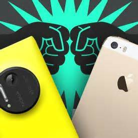 apple iphone 5s or nokia lumia 1020: which camera is