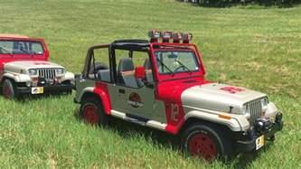 Jeep Used In Jurassic Park Jurassic Park Jeeps