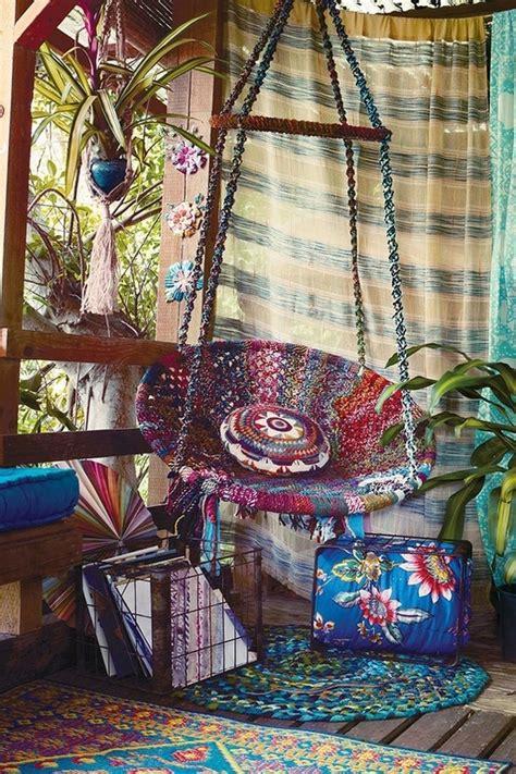 awesome bohemian porch decor ideas digsdigs
