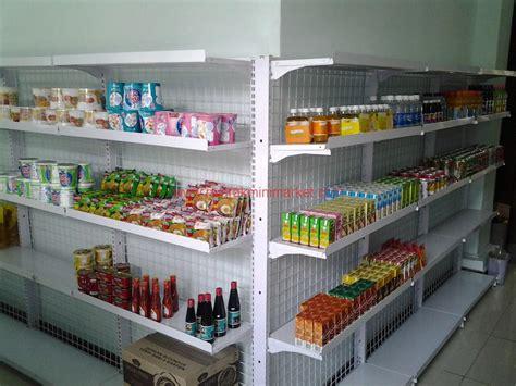 Jual Rak Minimarket Di Padang rak minimarket murah jual rak toko