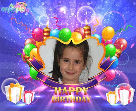 imagenes animadas happy birthday fotomontaje de cumplea os con pastel hacer fotomontajes