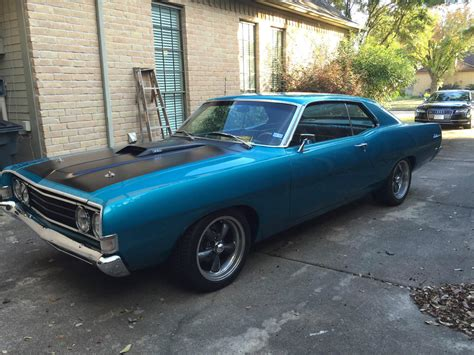 1969 ford fairlane 500 with 4 697 on completely
