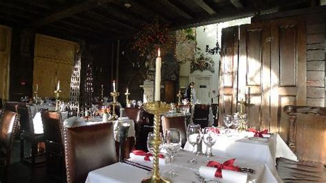 The Witchery Dining Room by Restaurant Garden Room Picture Of The Witchery By