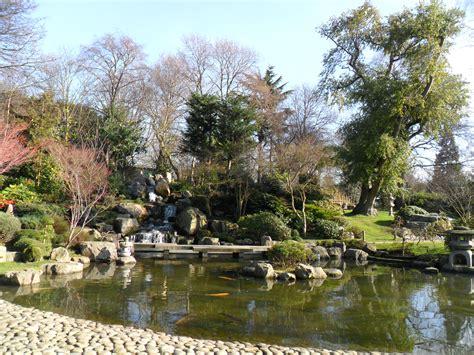 giardini giapponesi famosi i giardini londinesi di park sir koala londinese
