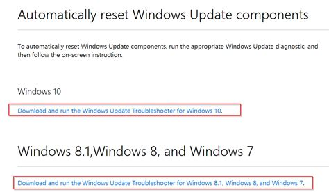 resetting windows update cmd solved how to fix error code 8024402c in windows 10 or 8