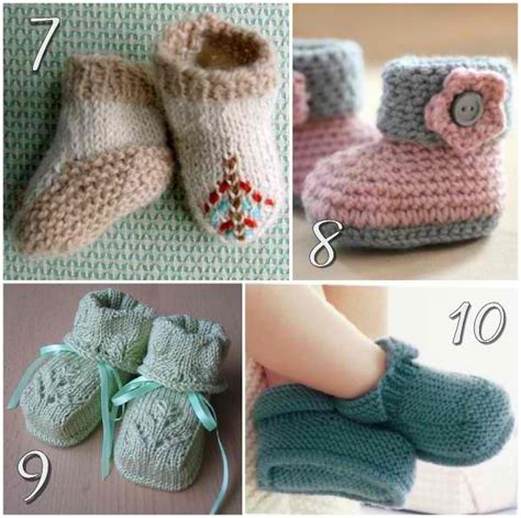 how to knit for dummies how to knit baby booties for dummies