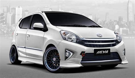 Tv Mobil Toyota Agya daftar harga mobil toyota agya terbaru 2014