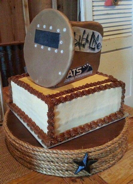 Welding Cake by Grooms Cake Pipeline Welder Sugar Britches Cake Shop