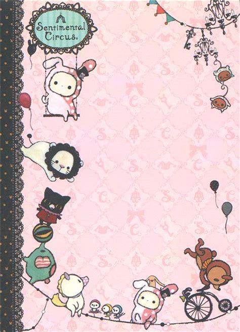 imagenes de sentimental circus bloc de notas kawaii sentimental circus conejito de jap 243 n