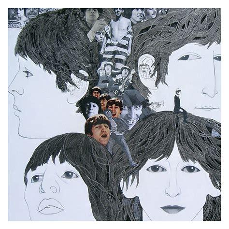 george harrison best album the beatles artwork paul mccartney lennon ringo
