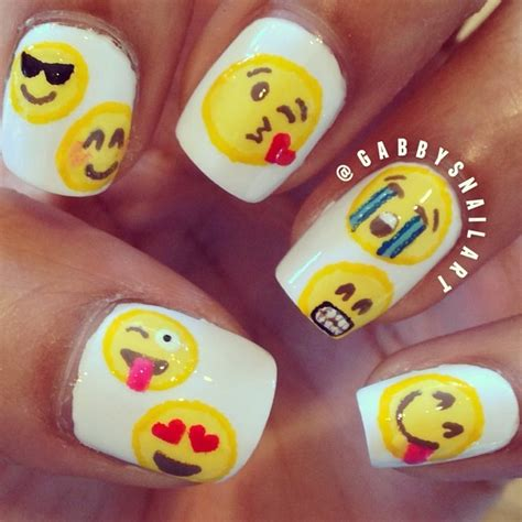 cute nail designs with a crown the 25 best emoji nails ideas on pinterest crown nail