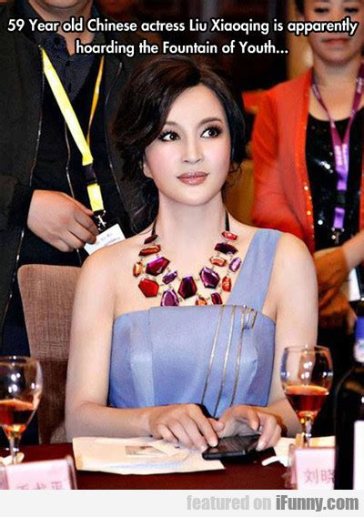 is 59 old 59 year old chinese actress