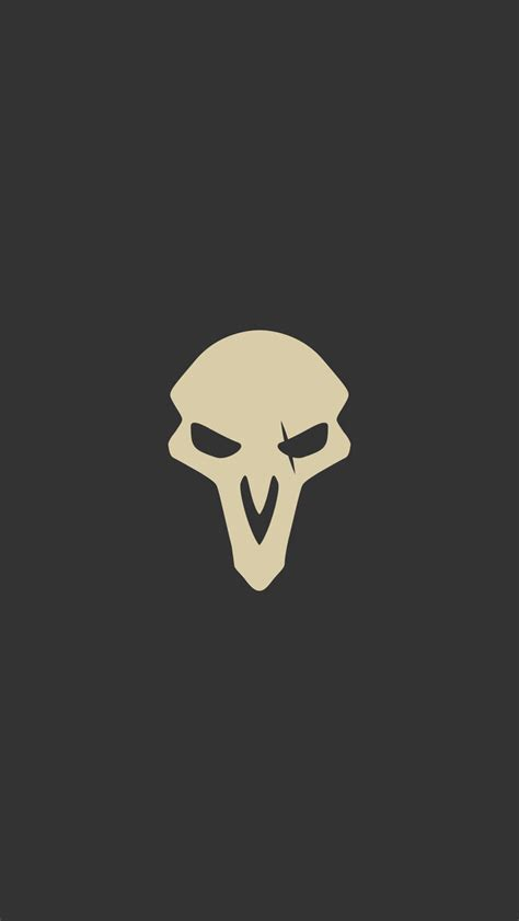 wallpaper iphone overwatch reaper by theogreone on deviantart