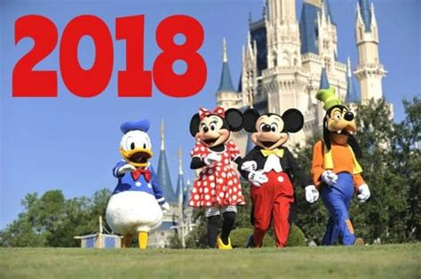 10 Things Those Planning a 2018 Walt Disney World Vacation Should Know