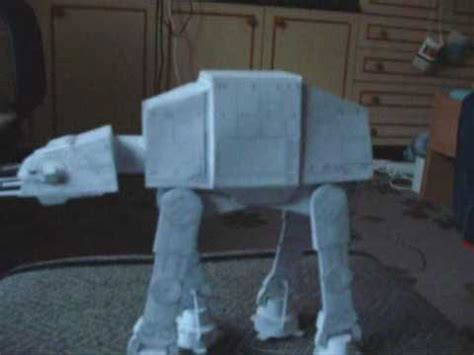 Papercraft At At - wars at at papercraft