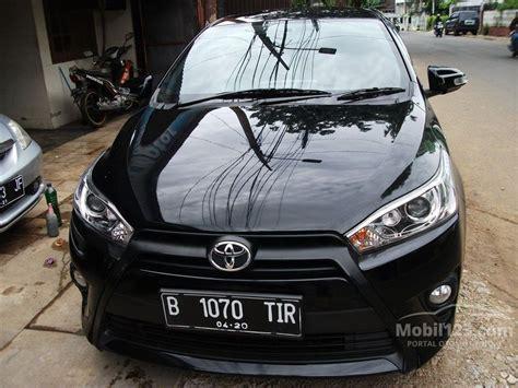 Toyota Yaris G Tahun 2015 jual mobil toyota yaris 2015 g 1 5 di dki jakarta manual