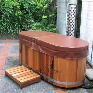 How To Use Jacuzzi Bathtub Tub Red Cedar Tub Wooden Tub Barrel Richy