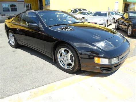 how to sell used cars 1994 nissan 300zx user handbook sell used 1994 nissan 300zx turbo coupe 2 door 3 0l in manassas virginia united states for us
