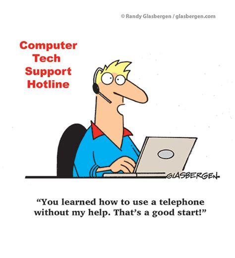 computer comic strips randy glasbergen todays cartoon