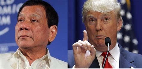 trump duterte shhh trump lets duterte in on intel we have subs in