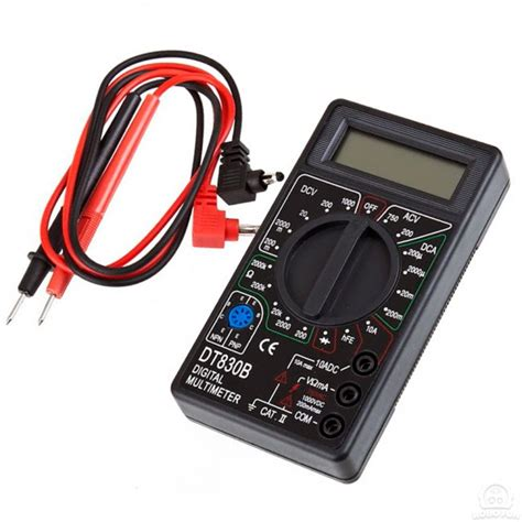 Multi Tester Dt 830b Masda digital multimeter dt 830b