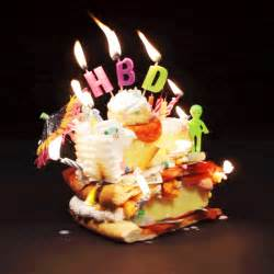 cake birthday cake hbd gifs find on giphy