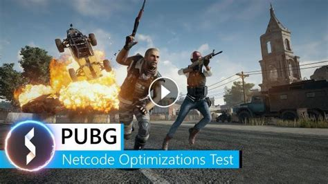 pubg you are dead pubg netcode optimizations test