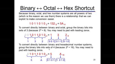 calculator octal short cut method for binary hexadecimal and octal youtube