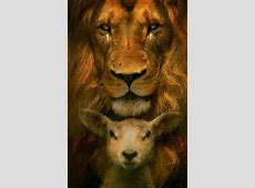 The Lion and The Lamb | heistheanswer Growing In Christ Scripture