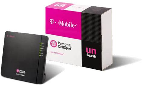 tmobile free wifi t mobile launches new 4g lte cellspot free for simple