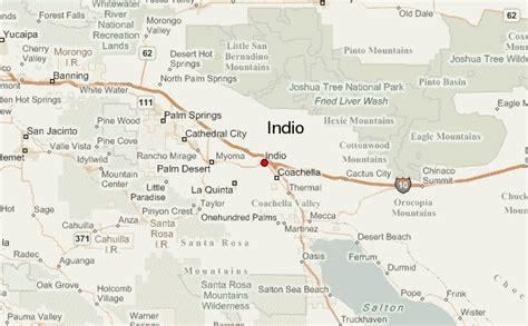 california map indio image gallery indio map