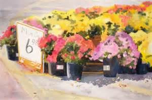 artists capture color mums for sale