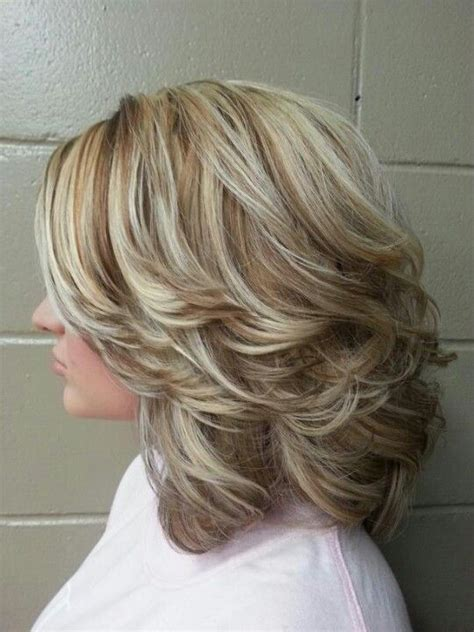 medium hair cuts and lowlights hair color trends 2017 2018 highlights women s