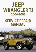 service repair manual free download 2004 jeep wrangler instrument cluster jeep wrangler cherokee liberty repair manuals workshop manuals service manuals