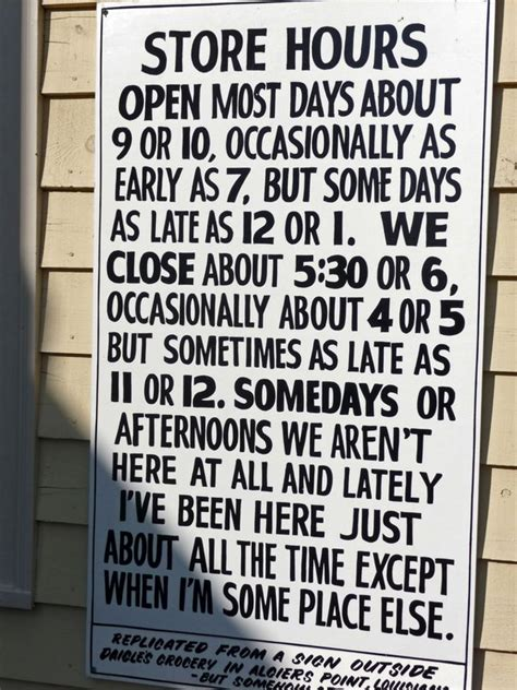 reddit i give you the most useless store hours sign funny