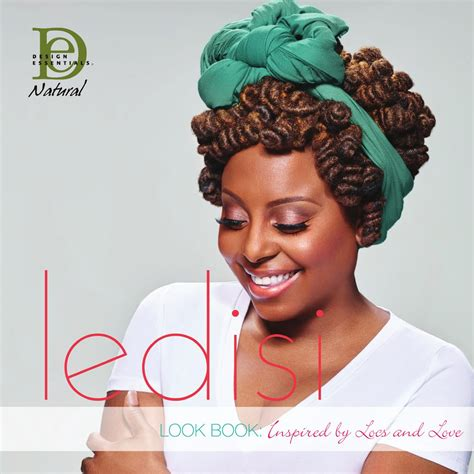 design essentials hairstyles issuu ledisi lookbook inspired by locs love by