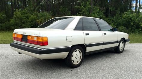 car owners manuals for sale 1989 audi 200 regenerative braking 1989 audi 200 turbo german cars for sale blog