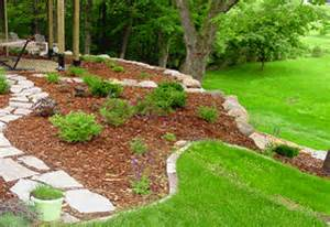 Landscape Rock Winona Mn Landscape Planting Mulching Landscape Trees And Garden