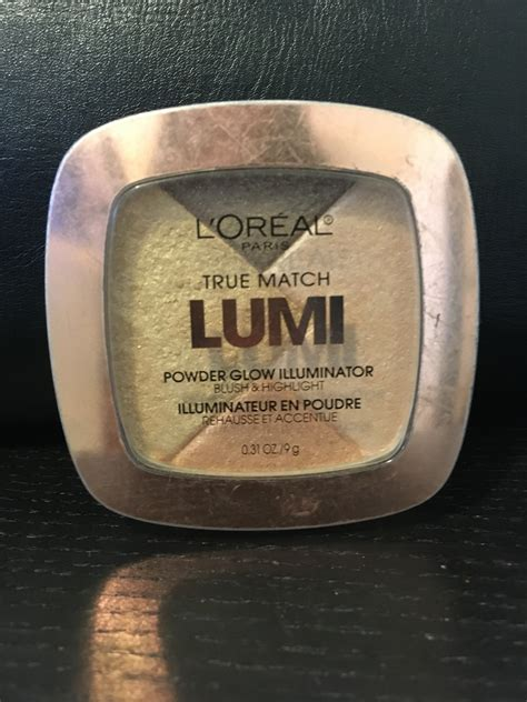 Harga L Oreal Lumi Glow Illuminator l or 233 al true match lumi powder glow illuminator reviews in