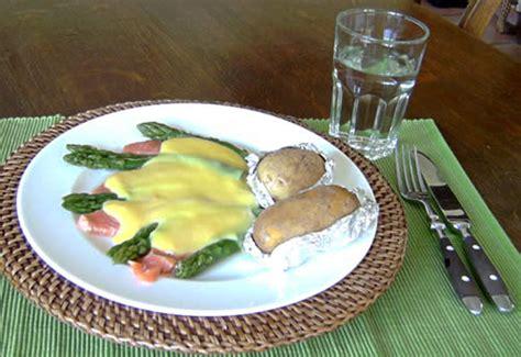 Sehr Dünne Bettdecke by Asparagus Salmon Bake Lachs Mit Spargel Usa Kulinarisch