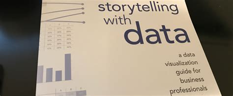 Storytelling With Data A Data Visualization Guide For Business Profs storytelling with data a data visualization guide for business professionals