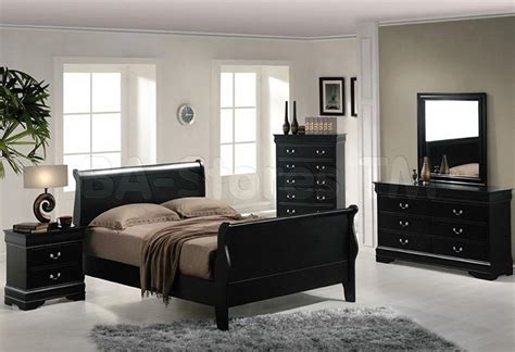 ikea black bedroom set photos and