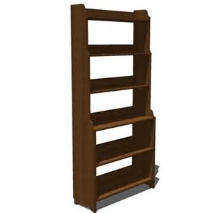 Ikea Bookcases Wood ikea leksvik bookcase 3d model formfonts 3d models textures