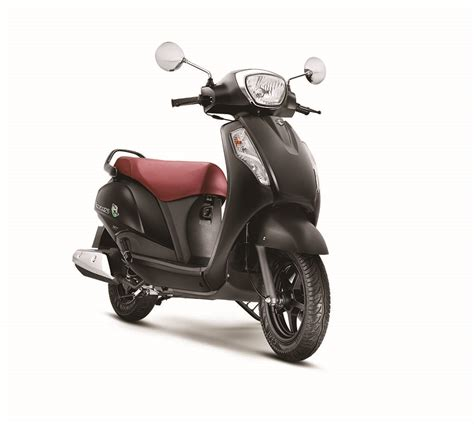 suzuki two wheelers styles the new access 125 in matte