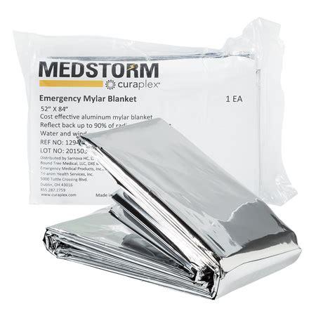What Is A Mylar Blanket by Curaplex Emergency Mylar Blanket Emergency Products